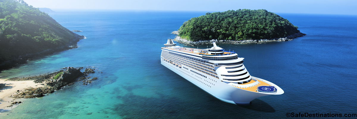 Cruise Vacations Safety Preparations To Ensure A Great Cruise - Cruise ship destinations