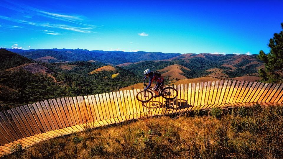 bike, adventure, adrenaline