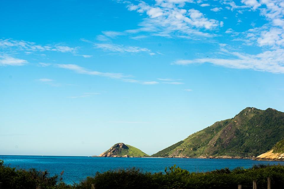 grumari, mar, montanha