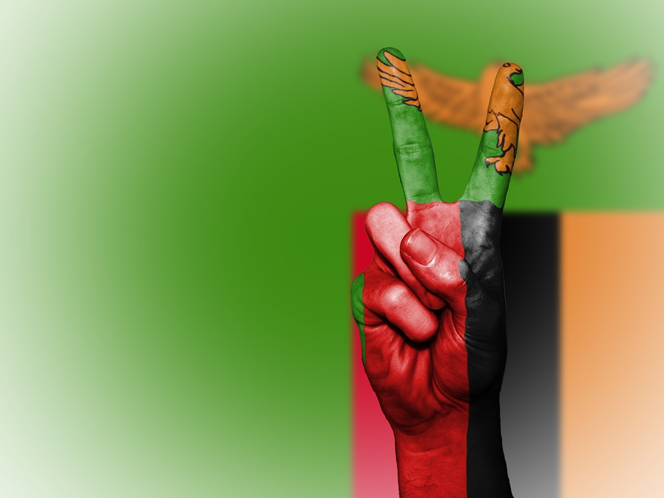 zambia peace hand nation background banner colors country ensign flag icon national state symbol tourism travel zambia zambia zambia zambia zambia