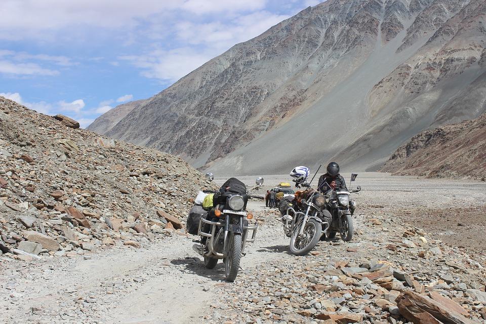 mountain, adventure, nature