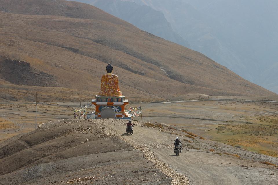 sky, travel, buddha