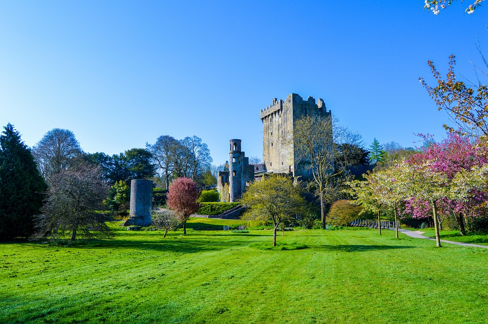 castle blarney ireland stone irish architecture cork medieval history green tower old rock famous travel ancient tourism culture eire historic republic celtic historical attraction vacation tree garden stonework ireland ireland ireland ireland ireland irish irish irish celtic