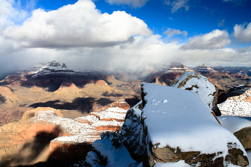 grand canyon, usa, canyon