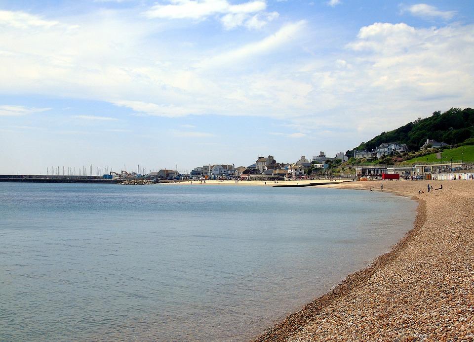 beach, jurassic, coast