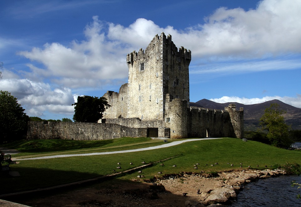 castle, ross, ireland