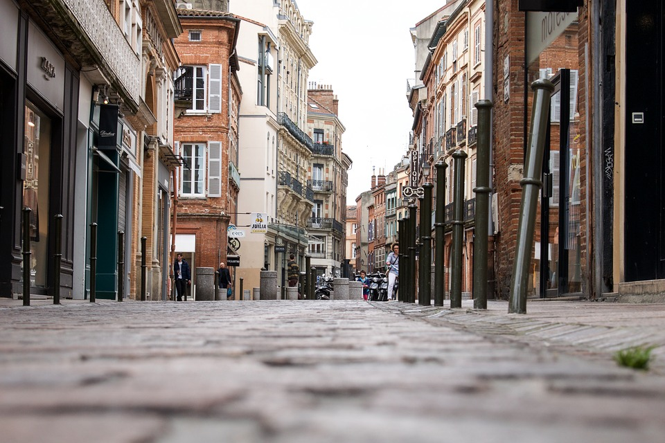 france, toulouse, architecture