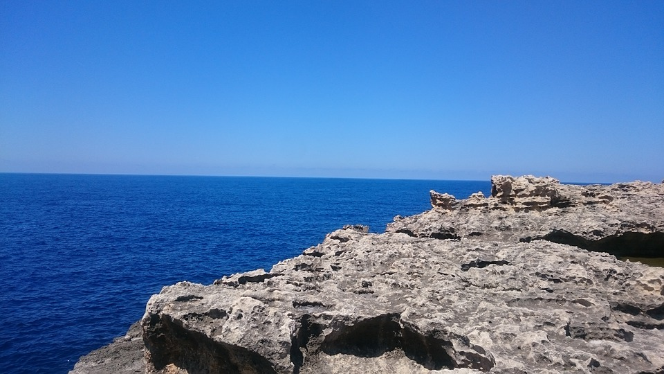 malta, sea, ocean