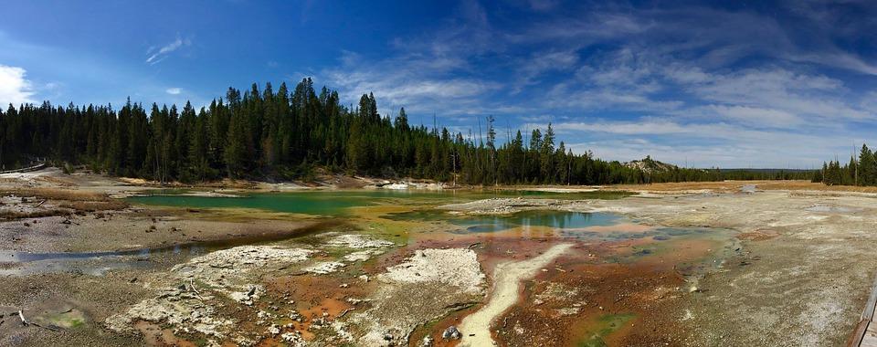 yellowstone, national, park