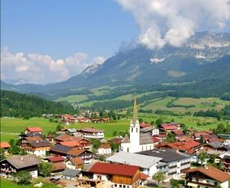 Ellmau Austria Travel