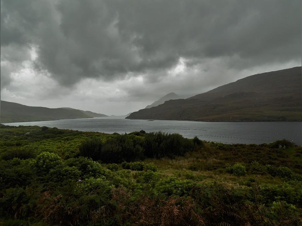 fjord, ireland, tourism