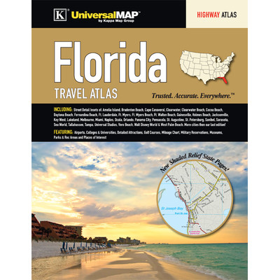 Florida State Travel Atlas