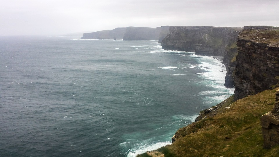 ireland, galway, the cliffs of moher