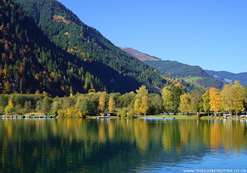 RT @TheGl0beTrotter: Lake Zell, #Austria #Travel #Kaprun #zellkaprun...