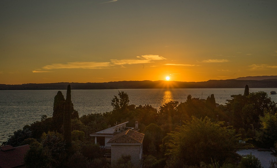 sunset lake garda italy landscape water summer blue tourism travel town view lombardy scenery sirmione lake garda lake garda lake garda lake garda lake garda sirmione sirmione sirmione